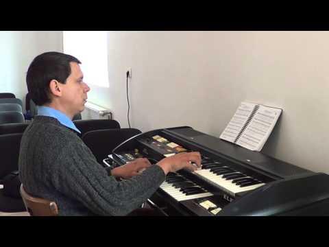 Terás vida em olhar pra Jesus - Melodia: Latakia - 4/Sol