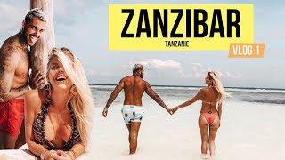 ZANZIBAR - THIBAULT ET JESS VS UNE ARAIGNÉE !