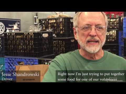 FamilyWorks Behind The Scenes - Wallingford Food Bank