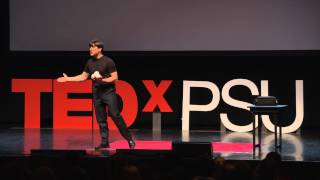 Off Balance On Purpose: The Future of Engagement and Work-Life Balance: Dan Thurmon at TEDxPSU