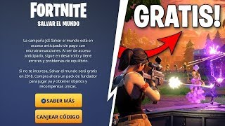 Trick to have save the world for free fortnite April 2018 ps4 and xbox one and free psn codes