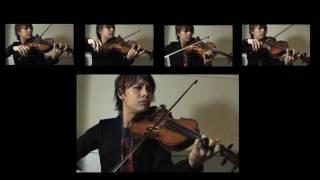 "KATEI - ""You're Beautiful"" (James Blunt) Violin Cover"