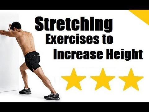 Grow Taller Exercises: Top 10 Best Stretching Exercises to Increase ...