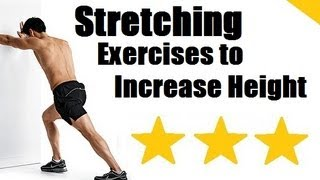 grow taller exercises top 10 best stretching exercises to increase height get or grow taller