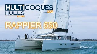 Broablue Rapier 550 with Multihulls World