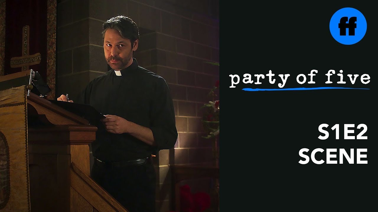 Download Party of Five Season 1, Episode 2 | Lucia Visits The Family Priest | Freeform