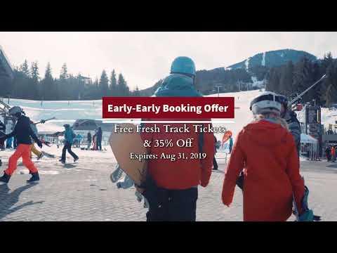 Whistler BC | Winter Hotel Deal