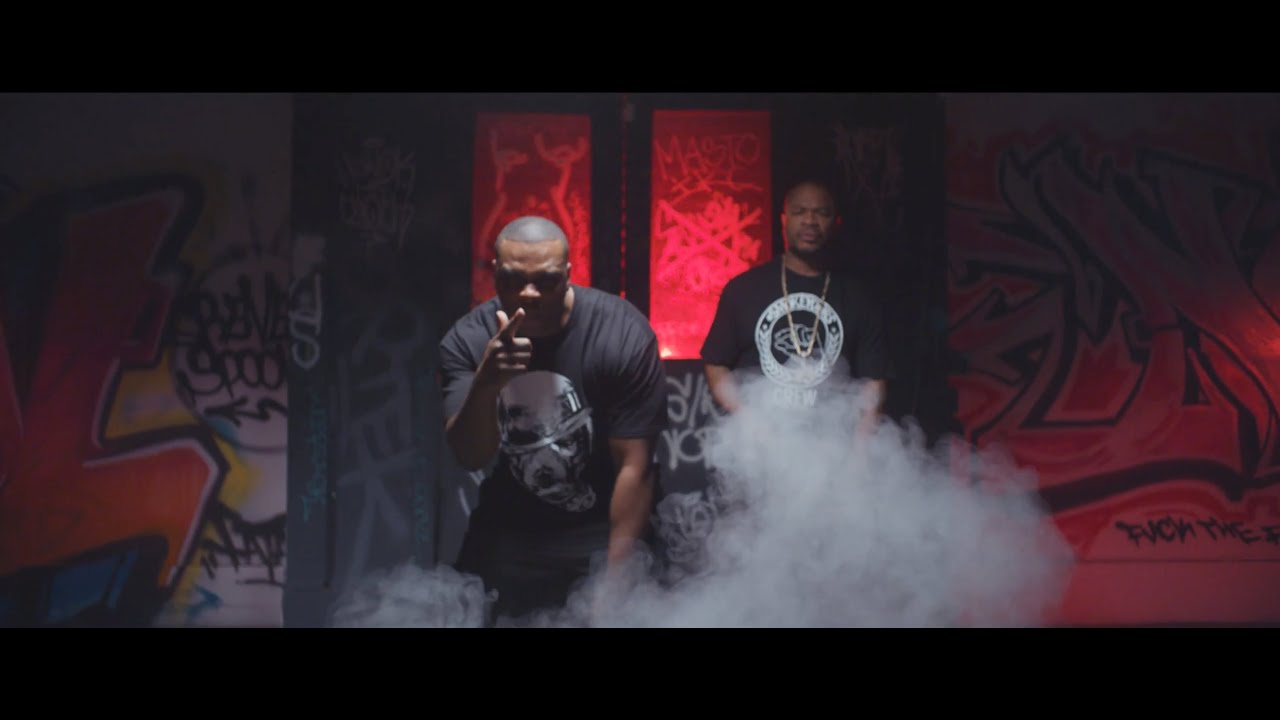 "Bishop Lamont ft. Xzibit - ""BACK UP OFF ME"""