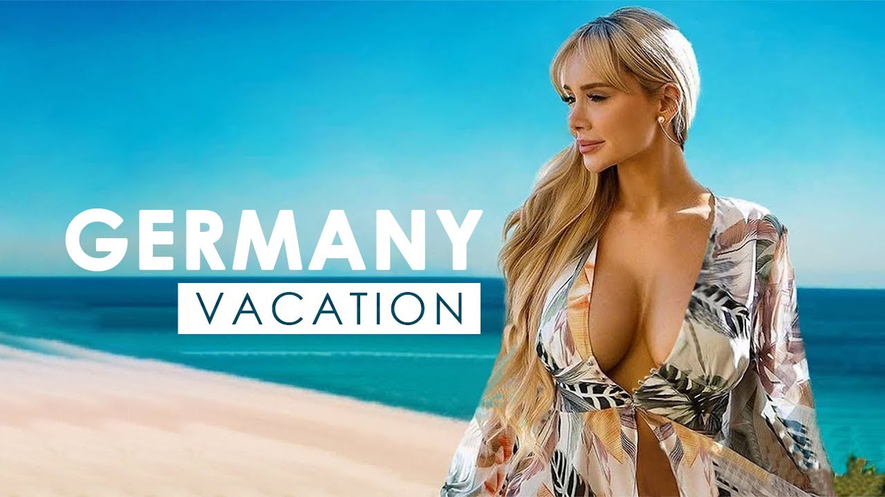VACATION IN GERMANY | Best Of Tropical & Deep House Sessions Chill Out Mix By BLUESKY