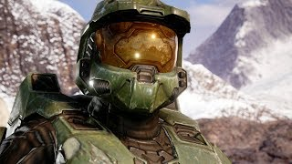 Jump Force - Master Chief from Halo Playable Character Gameplay (MODS) (EPIC)