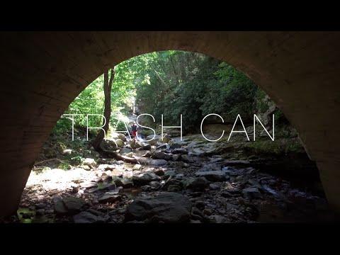 TRASH CAN - Fly Fishing Boone North Carolina