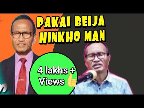 Pakai panglouva - Rev sholal Sermon | Thadou Kuki Sermon 2018| Sholal Sermon