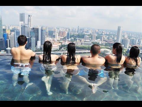 """""""Singapore"""" """"Beautiful Asian Country"""" """"Futuristic Impressive Asia"""""""