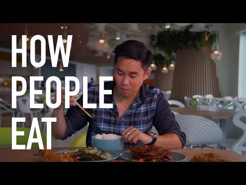 How People Eat