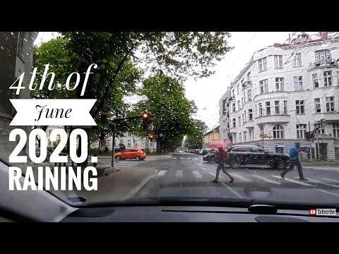 Tallinn today - raining
