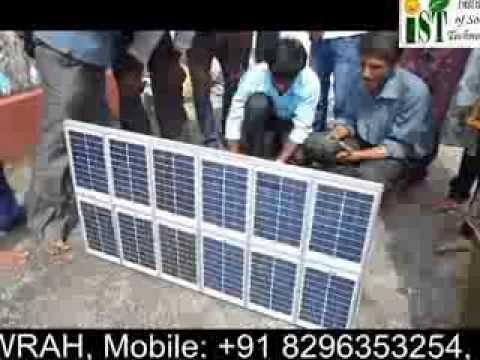 Solar Photovoltaic Module Tilt Angle Scale - Institute of Solar Technology