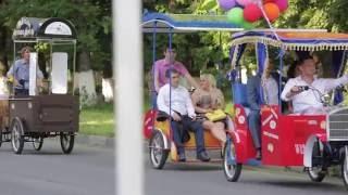 Рикше свадьба в Армавире на велорикшах!!! Солнечная свадьба!!!