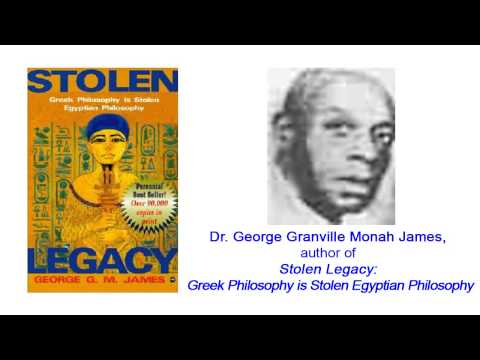 George G.M. James and Stolen Legacy Mp3