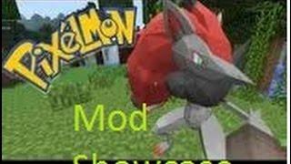 Pixelmon Mod Showcase 1 7 10