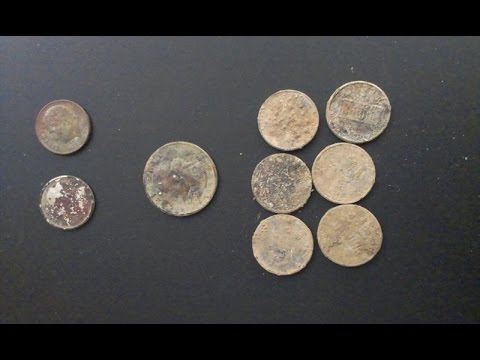 Metal Detecting the Salt River Area in Arizona AT Pro