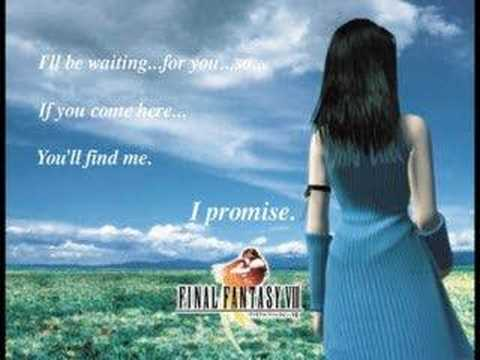 Me singing Eyes on Me / FF8 / Fay Wong