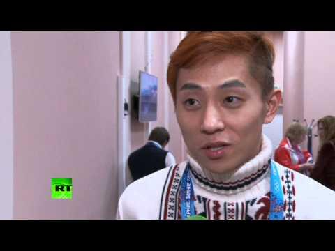 Виктор Ан: Российские болельщики придавали мне сил