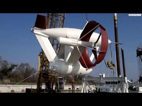 Blue Shark Power System/Tidal Energy