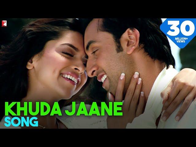 Khuda Jaane Song   Bachna Ae Haseeno   Ranbir Kapoor, Deepika Padukone, Vishal & Shekhar, KK, Shilpa