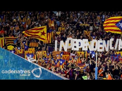 Cataluña quiere independizarse de España