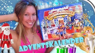 Playmobil Adventskalender 2019 🎄 70188 Weihnachten im Spielwarengeschäft ☃️ ALLE Türchen öffnen!
