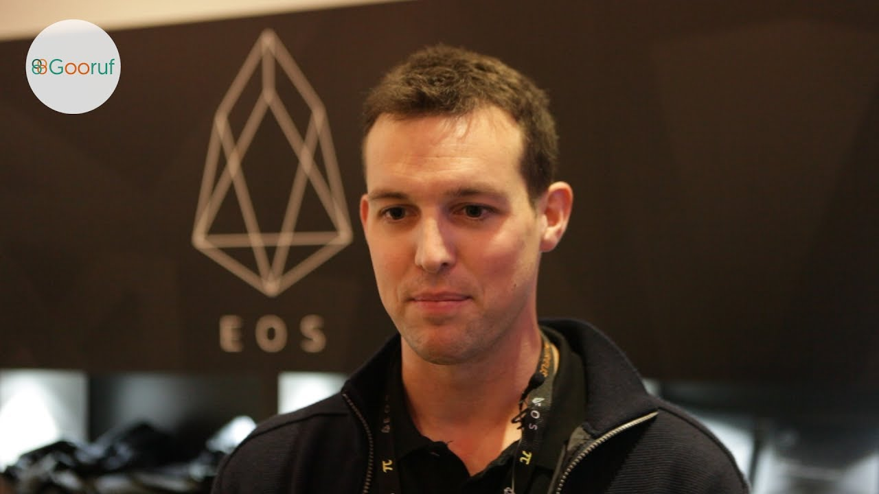 Interview with Brendan Blumer from EOS and Block One | FTW17 ...