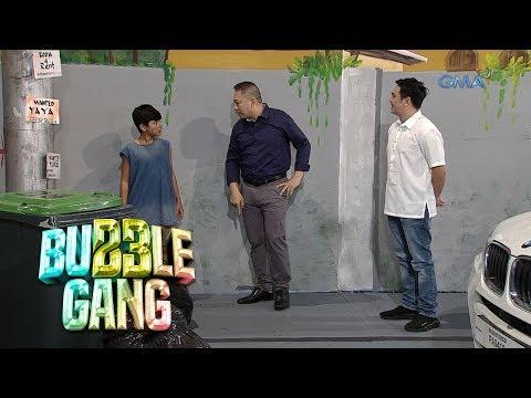 Bubble Gang: Milyonaryo to basurero real quick