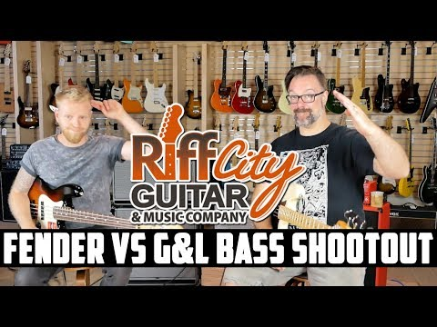 Download Youtube: FENDER VS G&L BASS - Salutations America!