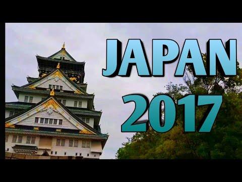 DIY JAPAN (Osaka, Nara, Kobe) 2017 What to do, see and eat! Vlog1