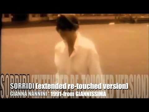 SORRIDI (EXTENDED) - GIANNA NANNINI