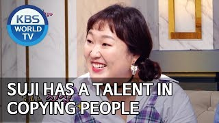 Suji has a talent in copying people[Happy Together/2019.09.12]