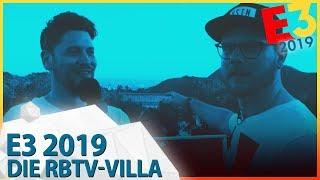 E3 2019 | Eine Roomtour durch die Villa der Rocket Beans