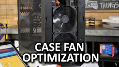 Case Fans - How many should you have?