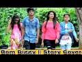 Bom Diggy   Zack Knight x Jasmin Walia Choreography By Ritik Panjwani    short Film    Story Cover