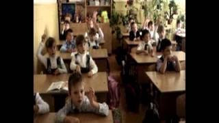 Урок музыки в 1 А классе