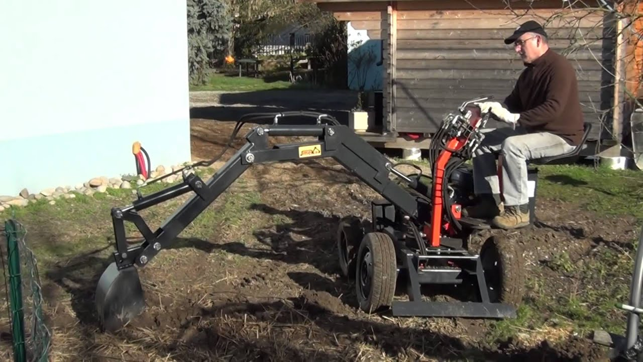 jmeka minibagger kaufen bagger pkw anh nger gebraucht. Black Bedroom Furniture Sets. Home Design Ideas