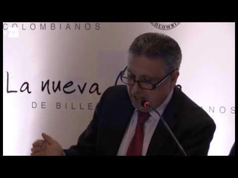 Colombia tiene nuevo billete 100 mil pesos con imagen de expresidente Lleras Restrepo