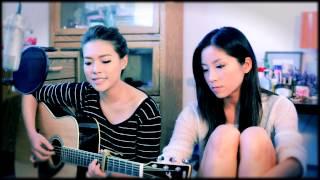 【自唱自樂】天梯 - 文恩澄 + Carmen Kassidi Yau (Duet + guitar cover)
