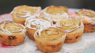 فطائر التفاح الفرنسية | غادة التلي