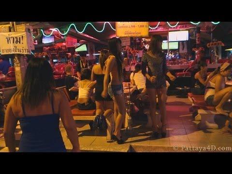 Pattaya 2013 Soi 7 Nightlife Girls Agogo and Beer Bars พัทยา 芭堤雅 Паттайя पटाया
