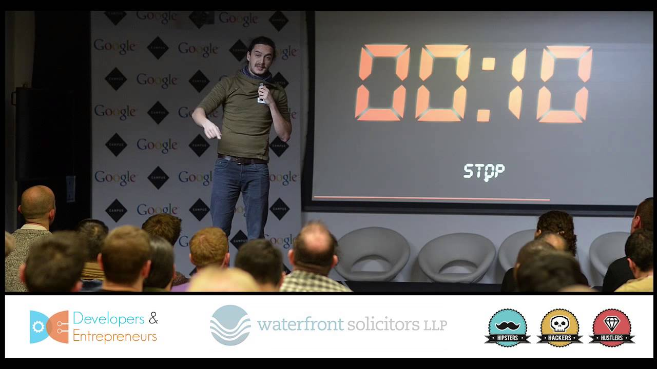 co founder dating speed pitching Surf speed dating 2018 is the program matching startups with investors, investment fund representatives, mentors and entrepreneurs in the form of one-on-one meetings this is an invaluable opportunity for startups to seek investments, receive precious advice and connect with our experts and speakers at surf 2018.