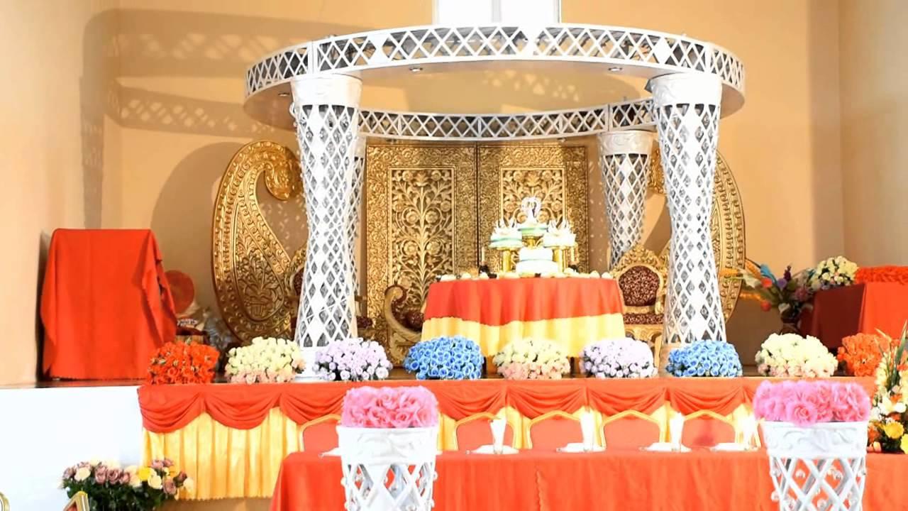 Most beautiful wedding palace banquet hall youtube junglespirit Images