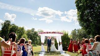 Свадьба в Уфе, Евгений и Светлана от свадебного агентства DarWedding
