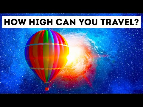 A Balloon Trip to the Highest Point on Earth