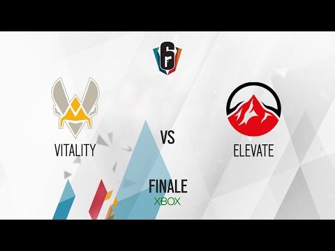 Six Invitational - Xbox One Grand Final - Team Vitality Vs. Elevate